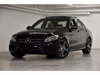 Used 2017 Mercedes-Benz C-Class C300 for sale in St-Hubert, QC