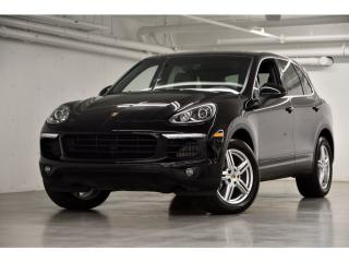 Used 2017 Porsche Cayenne S for sale in St-Hubert, QC