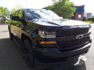 Used 2016 Chevrolet Silverado 1500 Blackout - Double for sale in Drummondville, QC