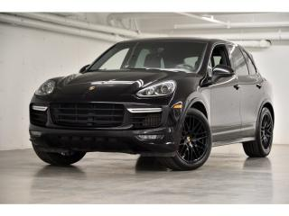 Used 2016 Porsche Cayenne GTS for sale in St-Hubert, QC