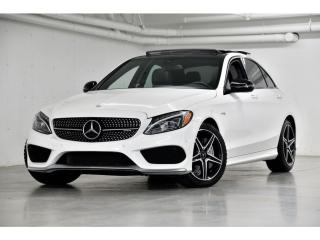 Used 2017 Mercedes-Benz C-Class C43 for sale in St-Hubert, QC