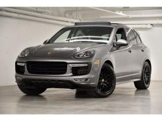 Used 2017 Porsche Cayenne GTS for sale in St-Hubert, QC