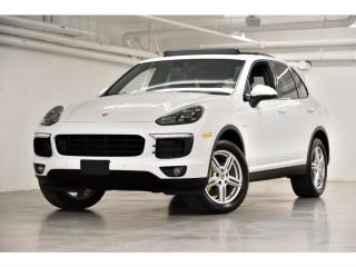 Used 2017 Porsche Cayenne S E-Hybride for sale in St-Hubert, QC