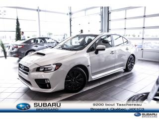 Used 2015 Subaru WRX Sport-Tech Pkg for sale in Brossard, QC