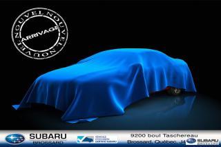 Used 2016 Subaru Impreza Wrx -Sport-Teck Pkg for sale in Brossard, QC