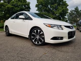 Used 2013 Honda Civic Si / Navigation / Back Up Camera for sale in Woodbridge, ON