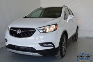 Used 2019 Buick Encore Sport Touring for sale in Repentigny, QC