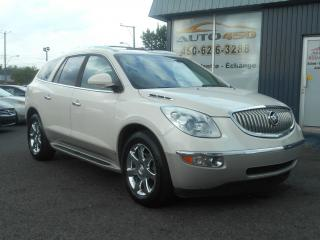Used 2009 Buick Enclave ***CXL,CUIR,7 PASSAGERS*** for sale in Longueuil, QC
