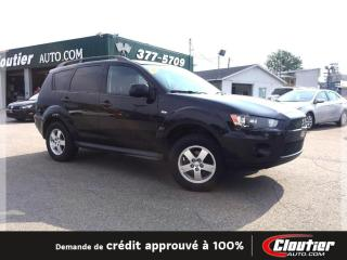 Used 2011 Mitsubishi Outlander ES for sale in Trois-Rivières, QC