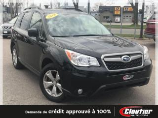 Used 2015 Subaru Forester 2.5i Touring Package for sale in Trois-rivieres, QC