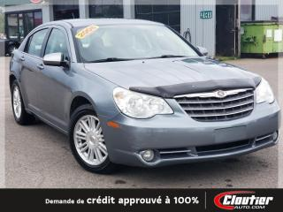 Used 2008 Chrysler Sebring Touring for sale in Trois-Rivières, QC