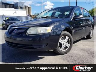 Used 2005 Saturn Ion A/C for sale in Trois-rivieres, QC