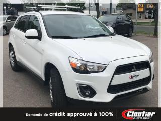 Used 2013 Mitsubishi RVR ES for sale in Trois-Rivières, QC