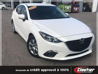 Used 2016 Mazda MAZDA3 GX for sale in Trois-rivieres, QC