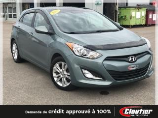 Used 2013 Hyundai Elantra GT GLS for sale in Trois-rivieres, QC