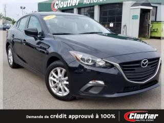 Used 2015 Mazda MAZDA3 GS for sale in Trois-rivieres, QC