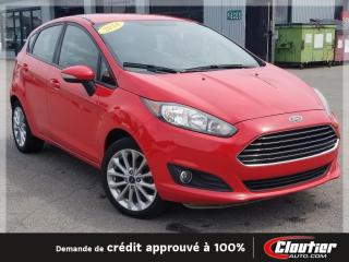 Used 2014 Ford Fiesta SE for sale in Trois-rivieres, QC