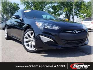 Used 2014 Hyundai Genesis Premium for sale in Trois-rivieres, QC