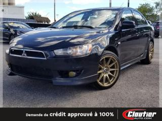 Used 2008 Mitsubishi Lancer GTS for sale in Trois-Rivières, QC