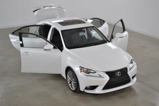 Used 2014 Lexus IS 250 Awd Premium Serie 3 for sale in Charlemagne, QC