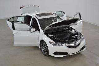 Used 2015 Acura TLX Sh-Awd V6 Tech. Cuir for sale in Charlemagne, QC