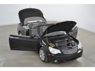 Used 2008 Chrysler Sebring Ltd Convertible V6 for sale in Charlemagne, QC