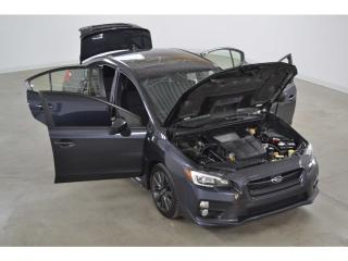 Used 2015 Subaru WRX Sport T.ouvrant for sale in Charlemagne, QC
