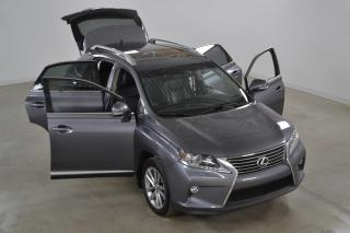 Used 2015 Lexus RX 350 Premium Gps Cuir for sale in Charlemagne, QC