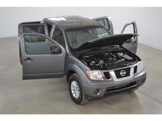 Used 2016 Nissan Frontier Sv 4x4 V6 4.0l Crew for sale in Charlemagne, QC