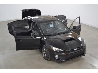 Used 2016 Subaru WRX Sport Tech Nav Toit for sale in Charlemagne, QC