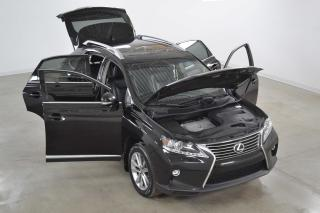 Used 2015 Lexus RX 350 Sportdesign Awd Cuir for sale in Charlemagne, QC