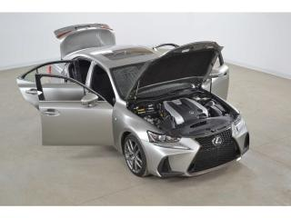 Used 2017 Lexus IS 300 Awd F-Sport Serie 2 for sale in Charlemagne, QC