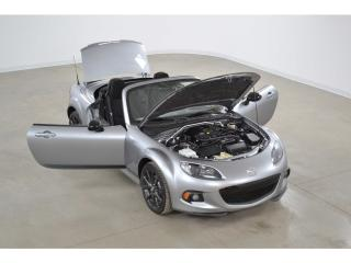 Used 2013 Mazda Miata MX-5 Gs édition Sp. Toit for sale in Charlemagne, QC