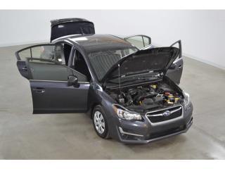 Used 2015 Subaru Impreza 2.0i Awd Bluetooth for sale in Charlemagne, QC