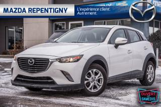 Used 2016 Mazda CX-3 Gs Luxe Cuir Toit for sale in Repentigny, QC