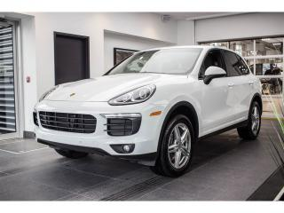 Used 2017 Porsche Cayenne for sale in Laval, QC
