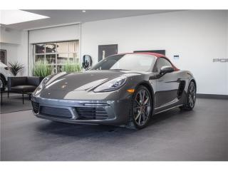 Used 2017 Porsche Boxster 718 S Pasm for sale in Laval, QC