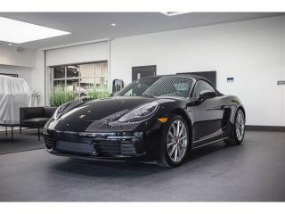 Used 2017 Porsche Boxster 718 S Pdk Bose Pdls for sale in Laval, QC