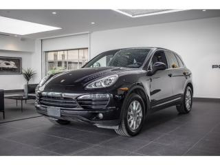 Used 2014 Porsche Cayenne Toit Panoramic for sale in Laval, QC