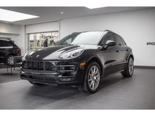Used 2015 Porsche Macan Turbo Toit Pano for sale in Laval, QC