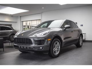 Used 2017 Porsche Macan Premium Pack Plus for sale in Laval, QC
