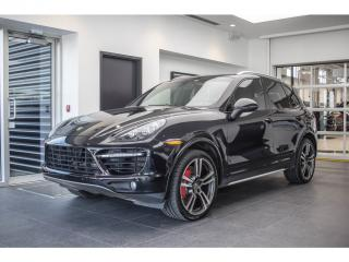 Used 2013 Porsche Cayenne Turbo Toit Pano for sale in Laval, QC
