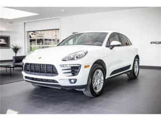 Used 2015 Porsche Macan S Premium Package for sale in Laval, QC
