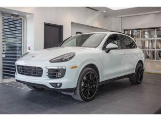 Used 2016 Porsche Cayenne S for sale in Laval, QC
