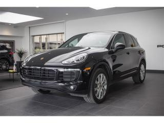 Used 2017 Porsche Cayenne Premium Package Bose for sale in Laval, QC