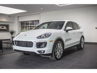 Used 2017 Porsche Cayenne S Premium Pack for sale in Laval, QC