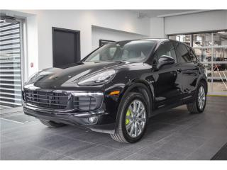 Used 2017 Porsche Cayenne S E-Hybride for sale in Laval, QC