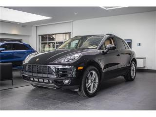 Used 2017 Porsche Macan Pano Roof Porsche for sale in Laval, QC