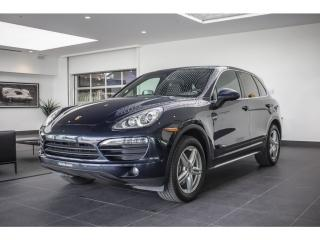 Used 2014 Porsche Cayenne S for sale in Laval, QC