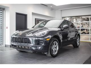 Used 2017 Porsche Macan Navigation Pano Roof for sale in Laval, QC